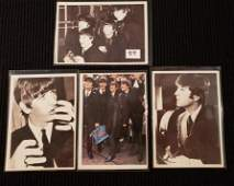 1964 BEATLES HARD DAYS NIGHT MOVIE AND COLOR CARDS