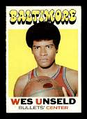 VINTAGE 1971 TOPPS BASKETBALL CARDS