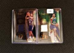 PANINI SELECT ROOKIE DRAFT SELECTIONS JERSEY CARDS