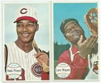 1964 Topps Giants vintage JUMBO BASEBALL CARDS