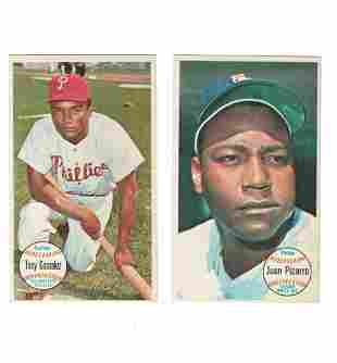 VINTAGE 1964 TOPPS GIANTS CARDS