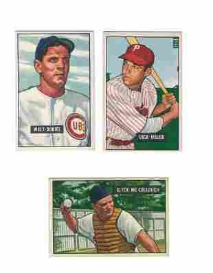 1951 BOWMAN BASEBALL CARDS