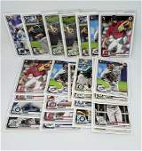 LOT OF 30 BOWMAN BASEBALL 2020 SERIES ROOKIE CARDS