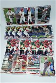 St. Louis Cardinals Rookie Prospect cards