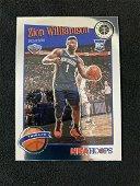 Zion Williamson NBA Hoops Premium Tribute RC