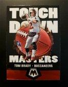 2020 Panini Mosaic Tom Brady Touchdown Masters BucS