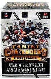 2015 Panini Contenders Football Factory Sealed Blaster