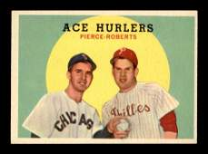 1959 TOPPS BASEBALL CARDS IN EXCELLENT CONDITION