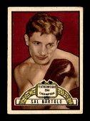 1951 Ringside #28 Sal Bartolo EX