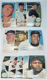 Vintage 1964 Topps Baseball 3x5 GIANTS series cards