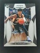 Ja Morant Memphis Grizzlies Rookie Card