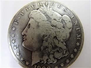 Assorted Morgan Dollar