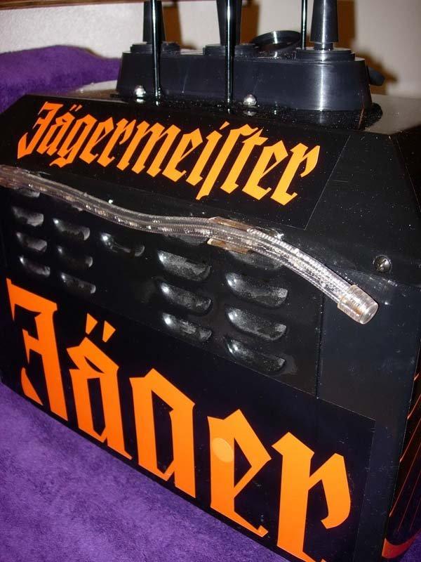 1202: 2004 JAGERMEISER MACHINE - MODEL # J99 - 2