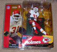 1193 McFARLANE PRIEST HOLMES SERIES 6 KANSAS CITY CHIE