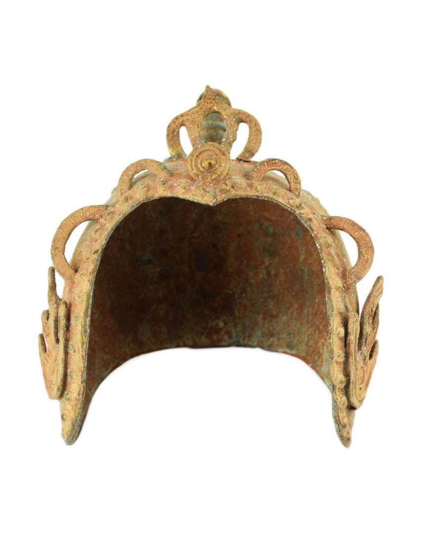 A Vietnamese Armor Helmet