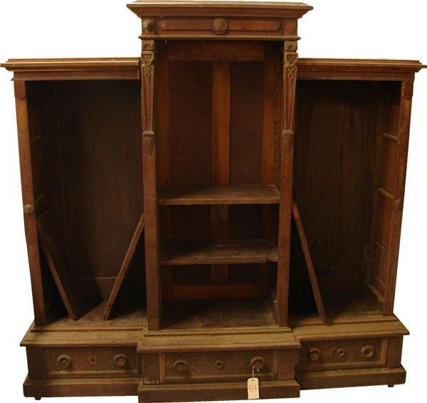 424: Antique Display/Book Case