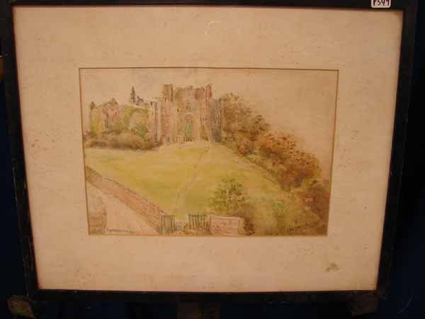 """806: P549 """"Ostermouth Castle"""