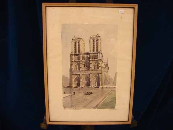 809: Notre Dame