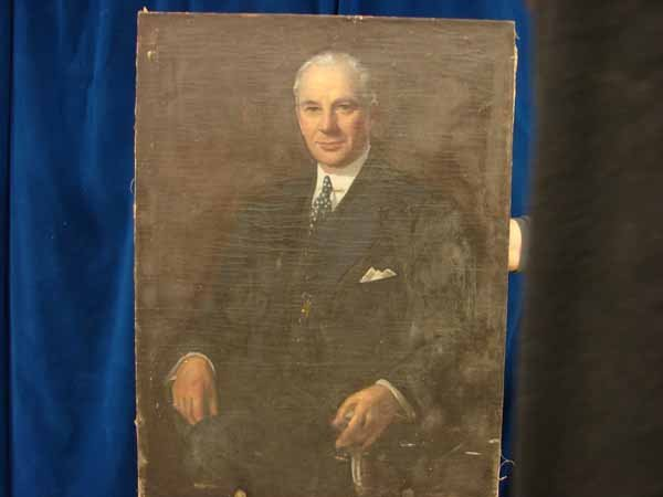 813: portrait of man in suit