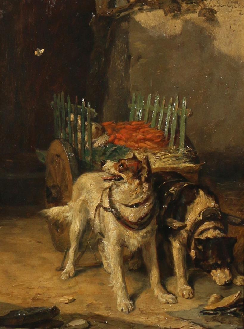 CHARLES VAN DEN EYCKEN II (Belgian, 1859-1923)