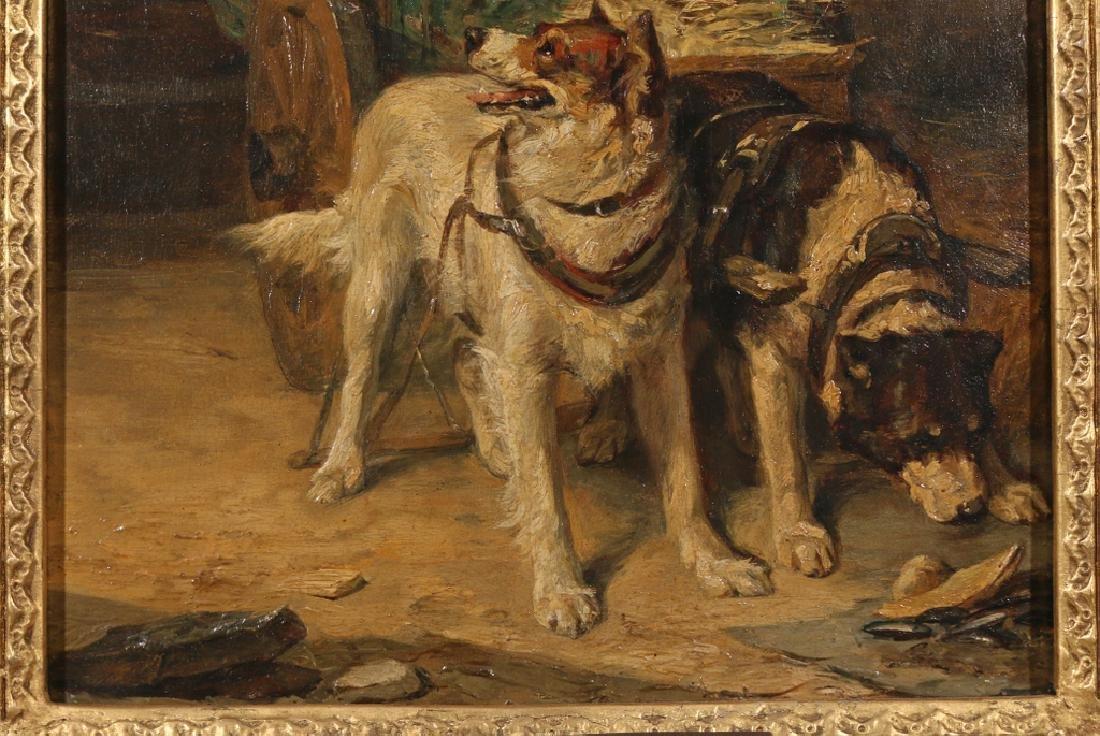 CHARLES VAN DEN EYCKEN II (Belgian, 1859-1923) - 4