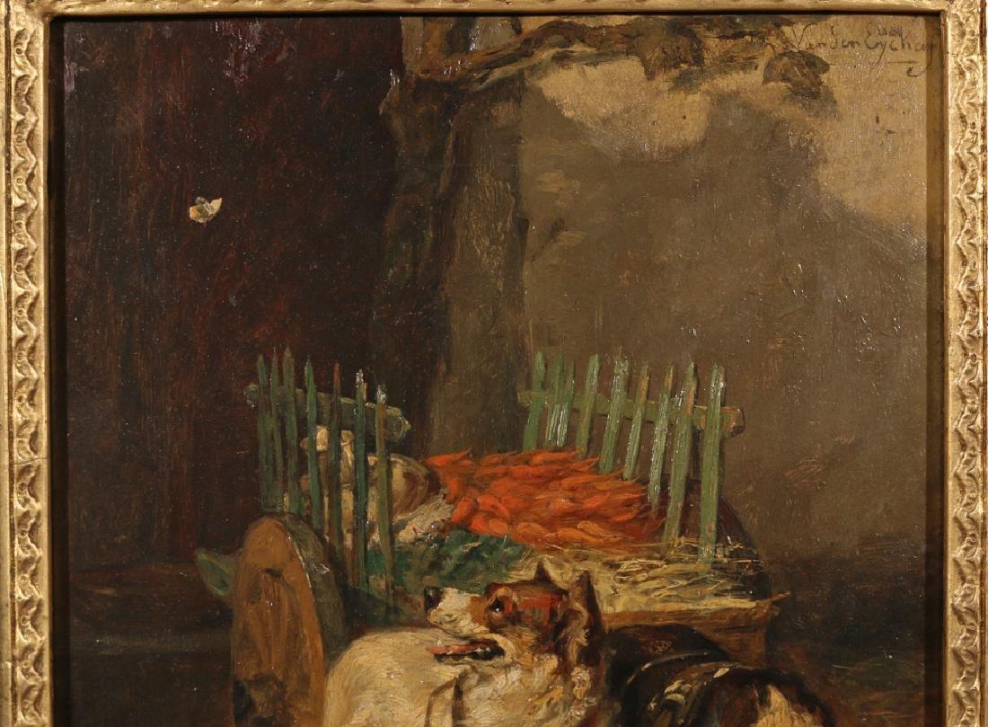 CHARLES VAN DEN EYCKEN II (Belgian, 1859-1923) - 5