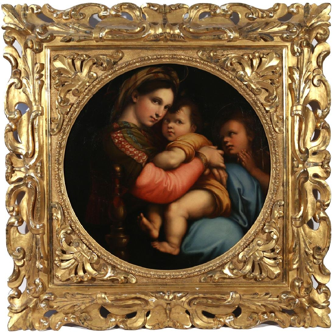 AFTER RAPHAEL, 17th/18th Century