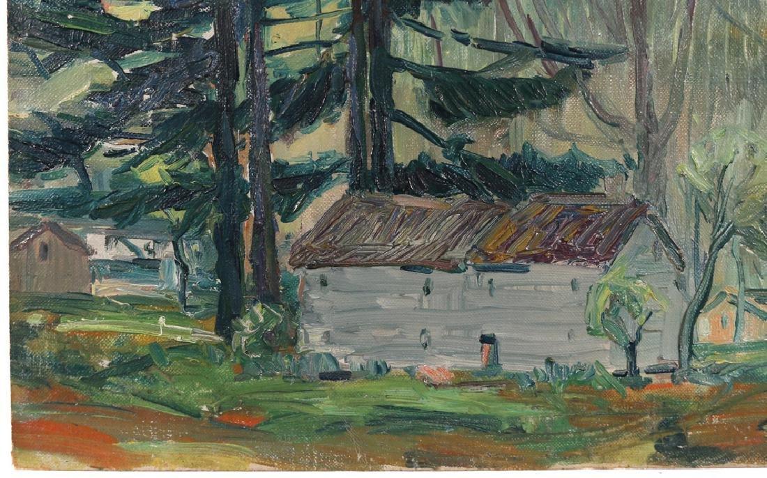 JULIUS LARS HOFTRUP (American, 1874-1954) - 5