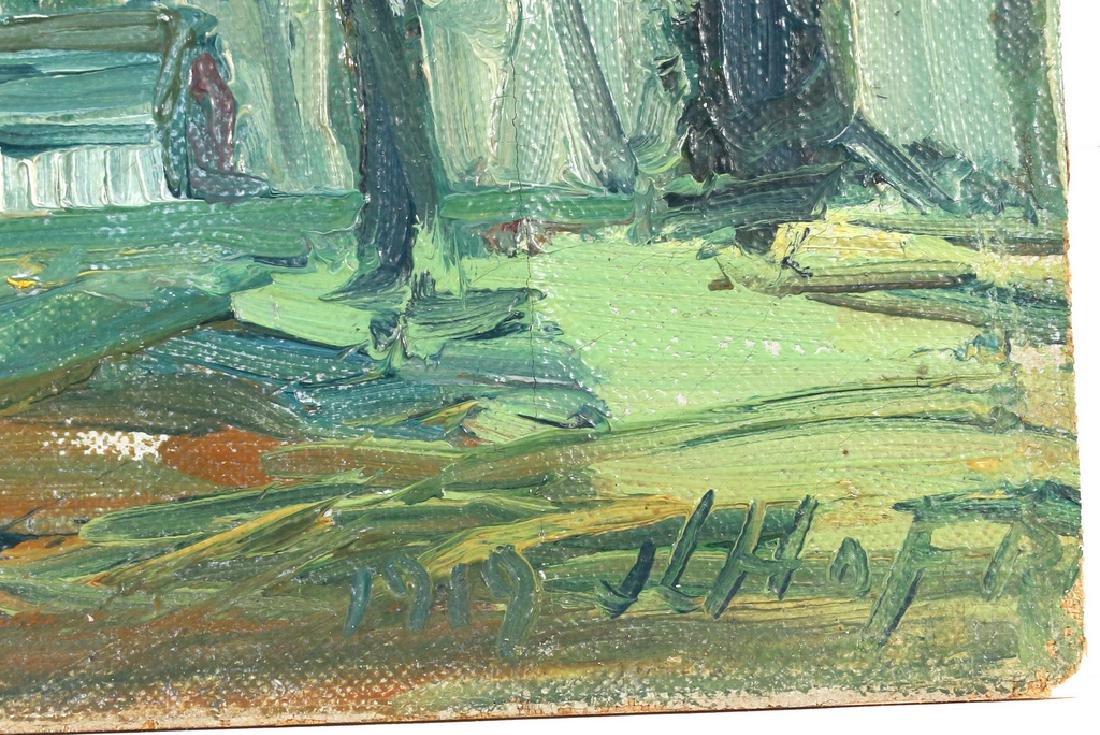 JULIUS LARS HOFTRUP (American, 1874-1954) - 7