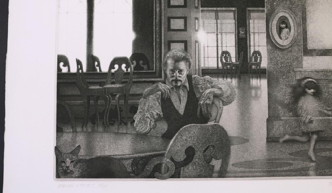 PETER MILTON (American, 1930-) - 2