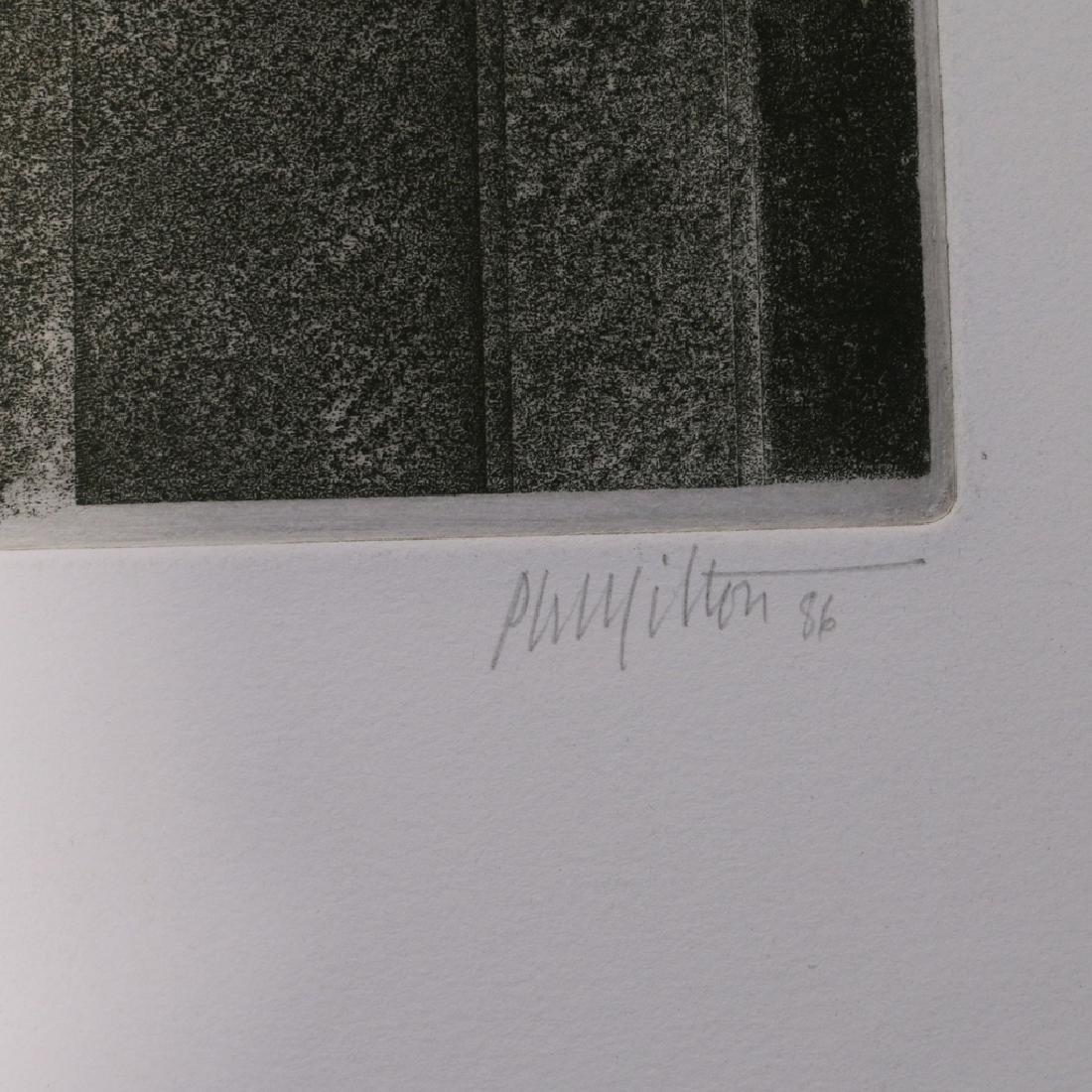 (2pc) PETER MILTON (American, 1930-) - 4