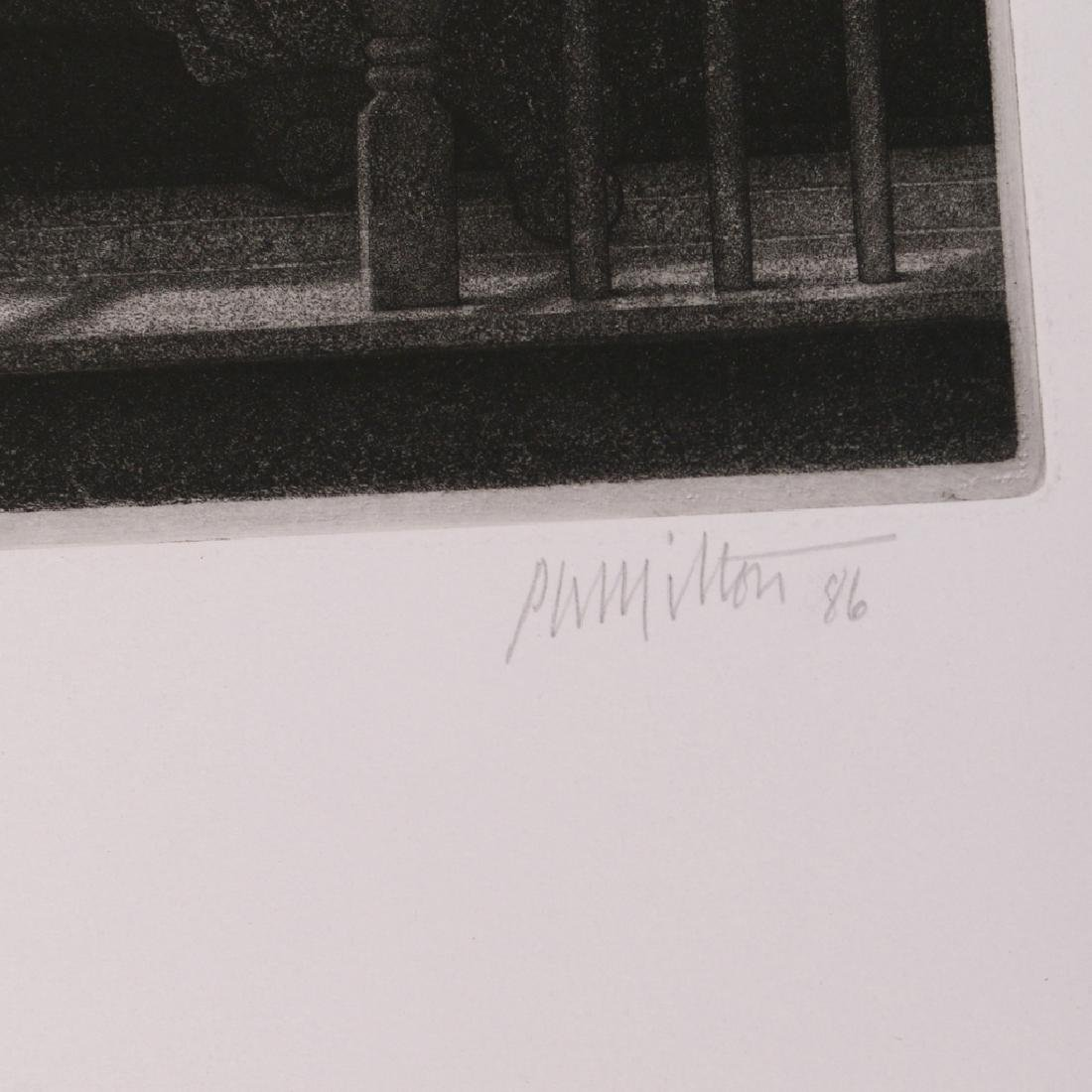 (2pc) PETER MILTON (American, 1930-) - 9