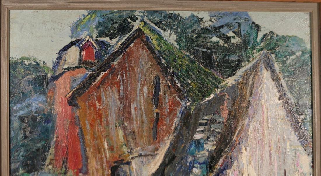 JULIUS LARS HOFTRUP (American, 1874-1954) - 3
