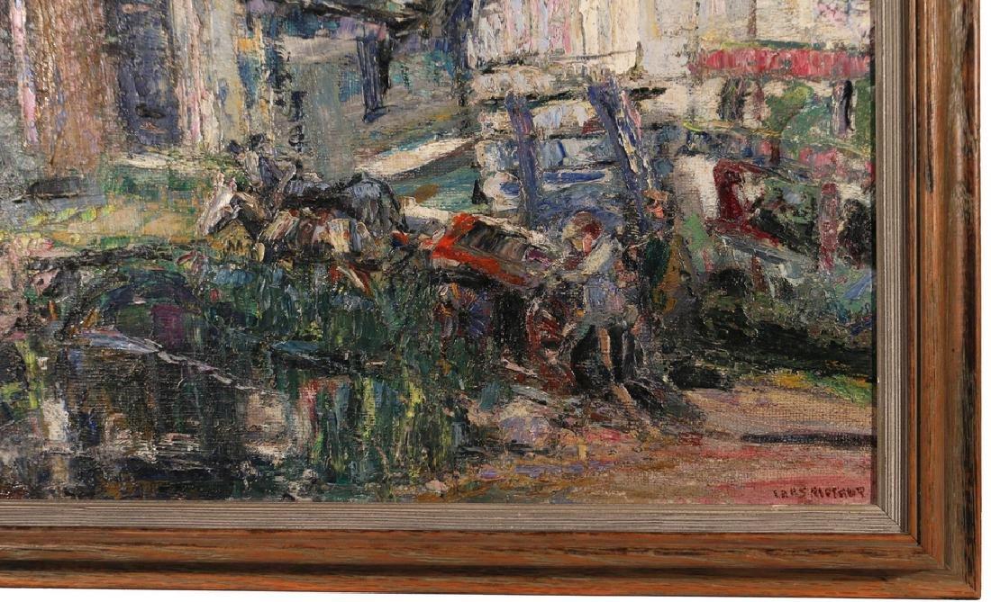 JULIUS LARS HOFTRUP (American, 1874-1954) - 6