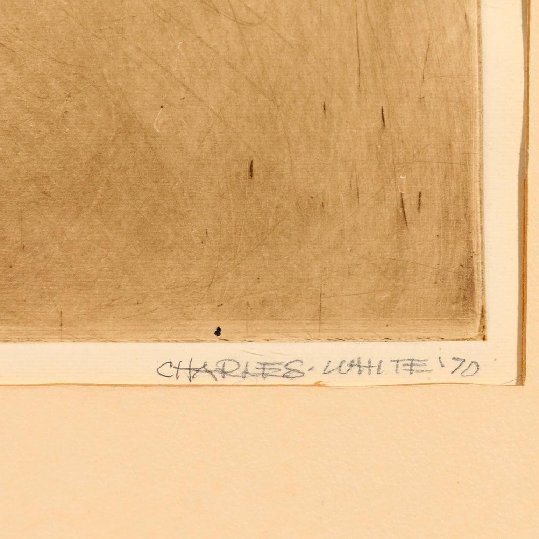 CHARLES WILBERT WHITE (American, 1918-1980), - 5