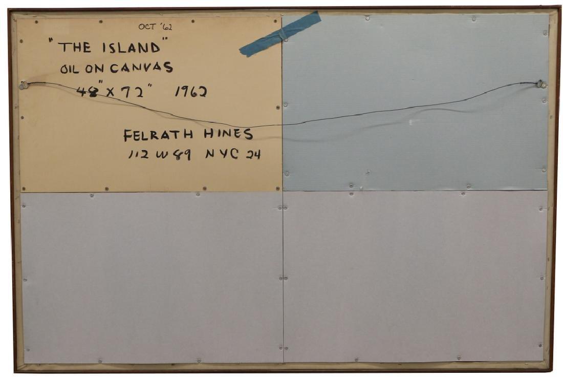 FELRATH HINES (American, 1918-1993) - 8