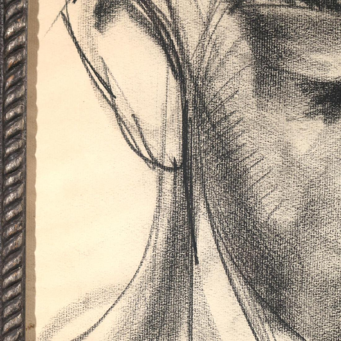 [PORTRAIT OF HINES] ANTONIO LOPEZ (1943-1987) - 5
