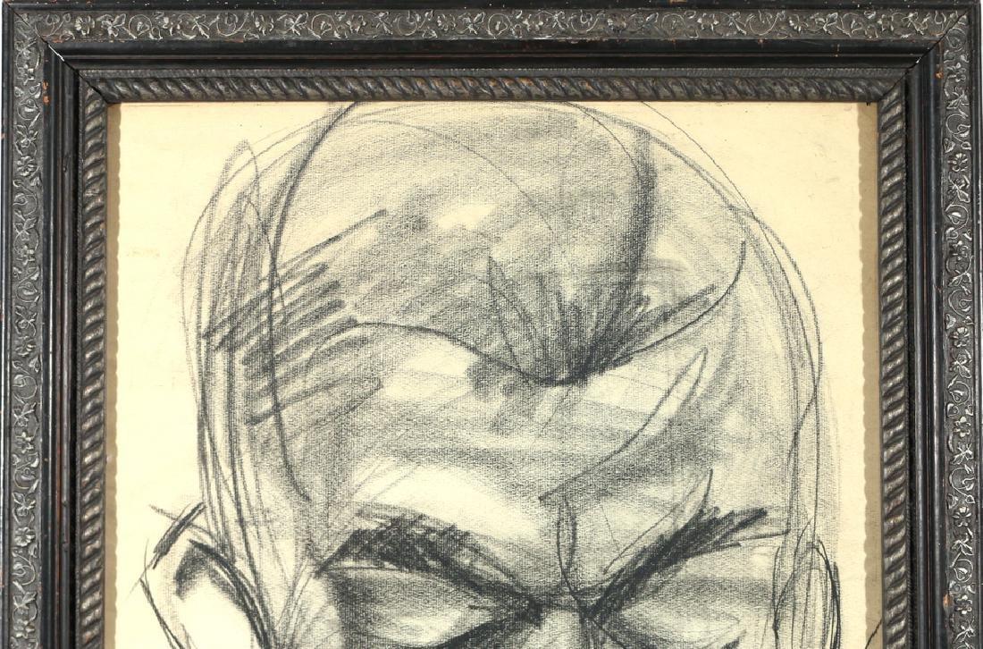 [PORTRAIT OF HINES] ANTONIO LOPEZ (1943-1987) - 7
