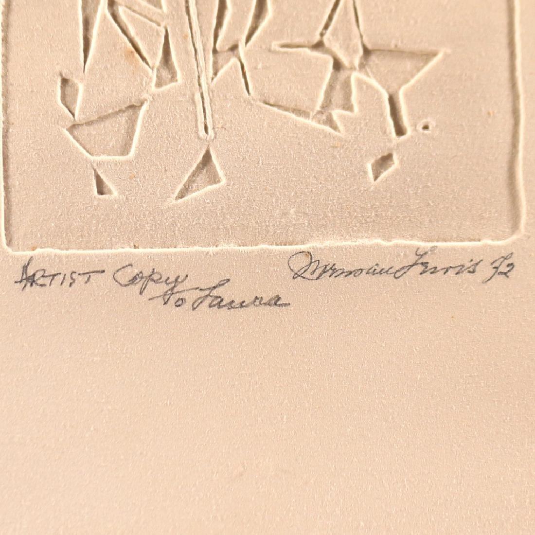 NORMAN WILFRED LEWIS (American, 1919-1979) - 3