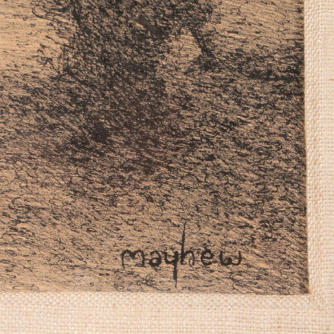 RICHARD MAYHEW (American, 1924-) - 2