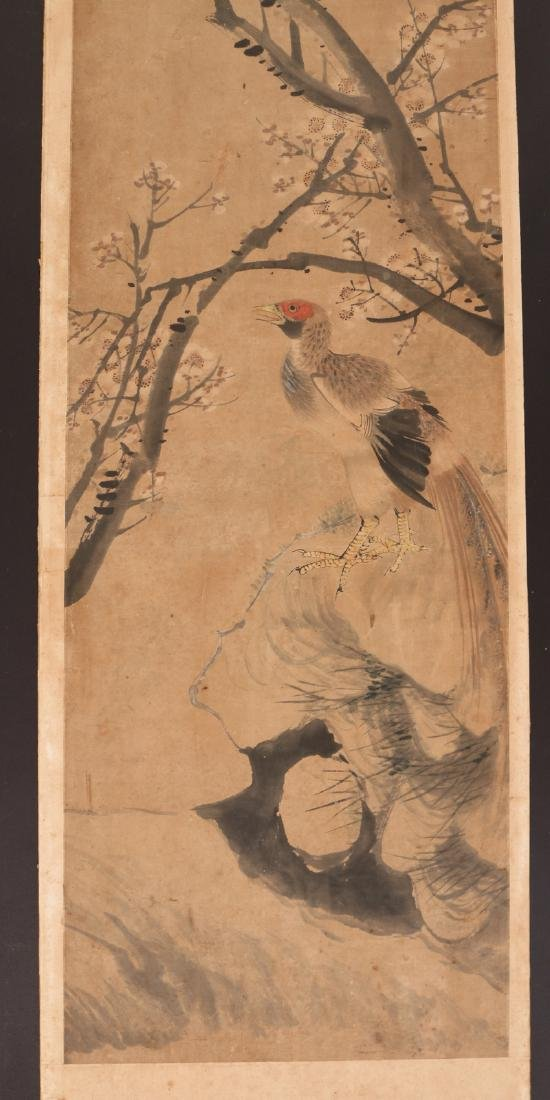(4pc) CHINESE SCHOOL PAINTINGS - 10
