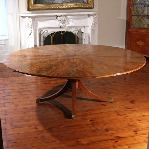 Smith Watson Radial Jupe Dining Table