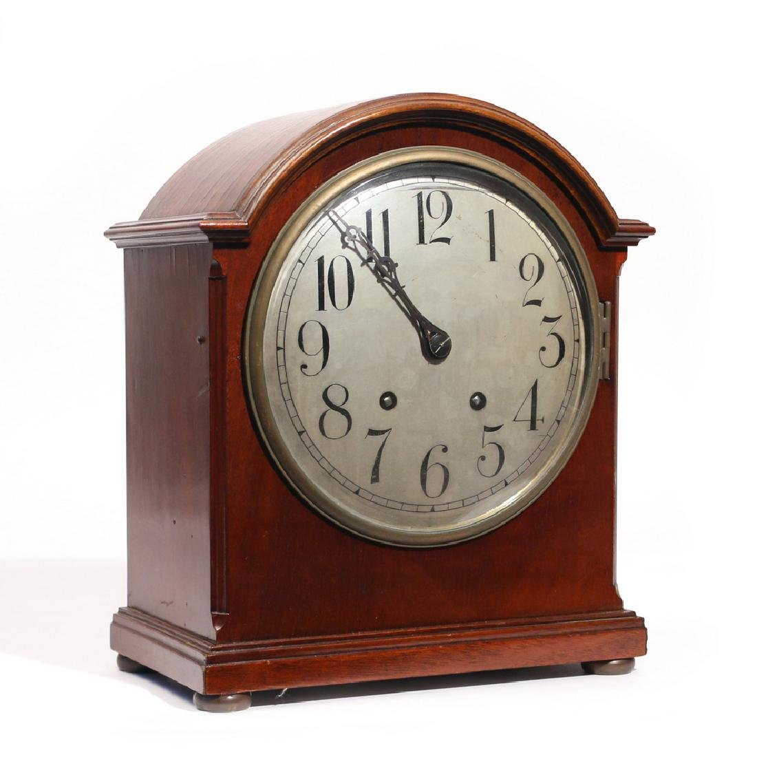WINTERHALDER & HOFMEIER BRACKET CLOCK