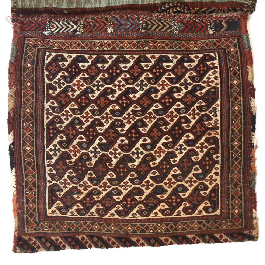 AFSHAR SOUMAC SADDLEBAGS - 2
