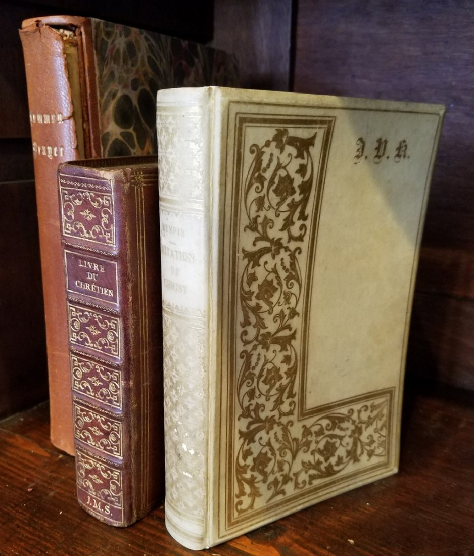 (8vols) [FINE BINDINGS] CHRISTIAN BOOKS - 10