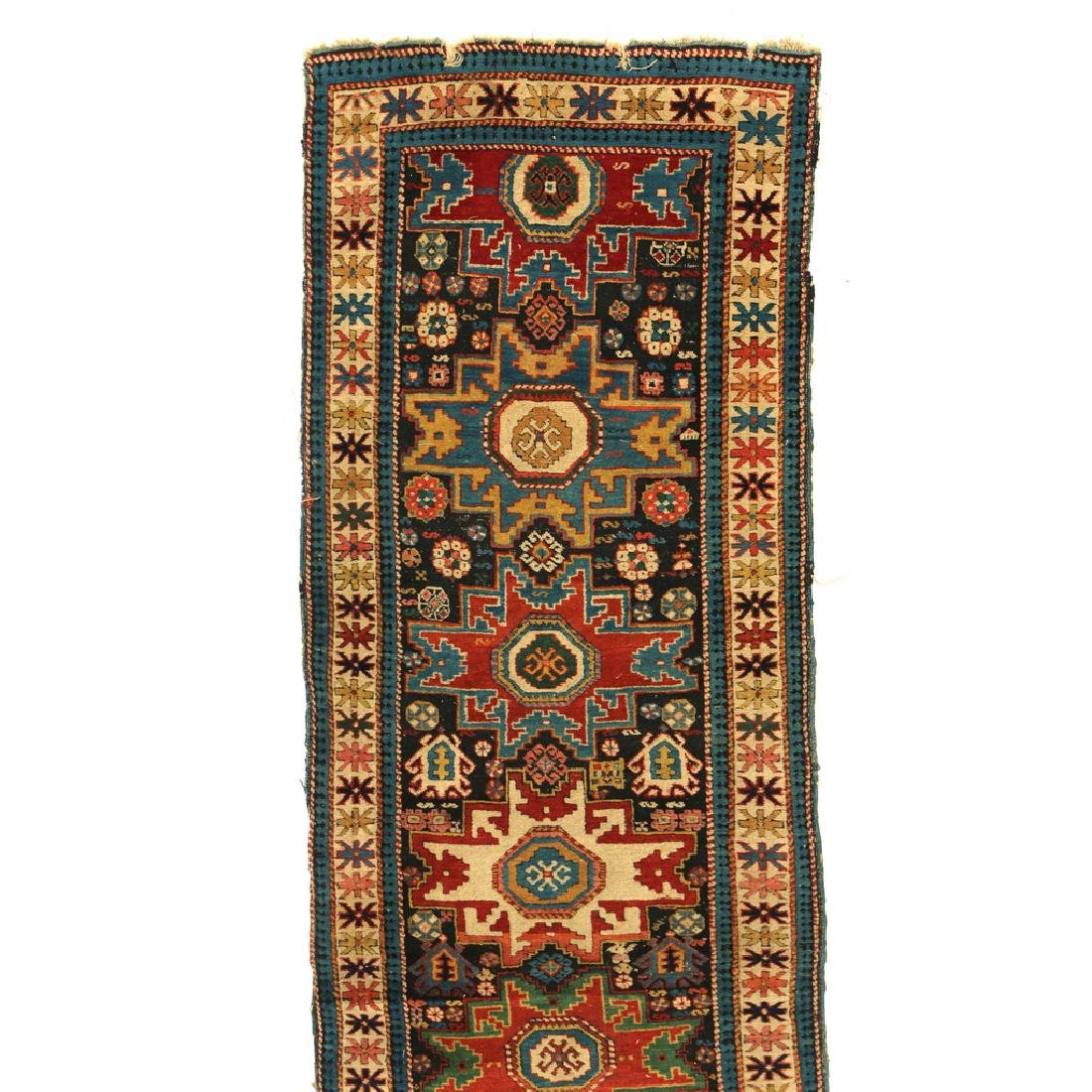LESGHI-STAR LONG RUG