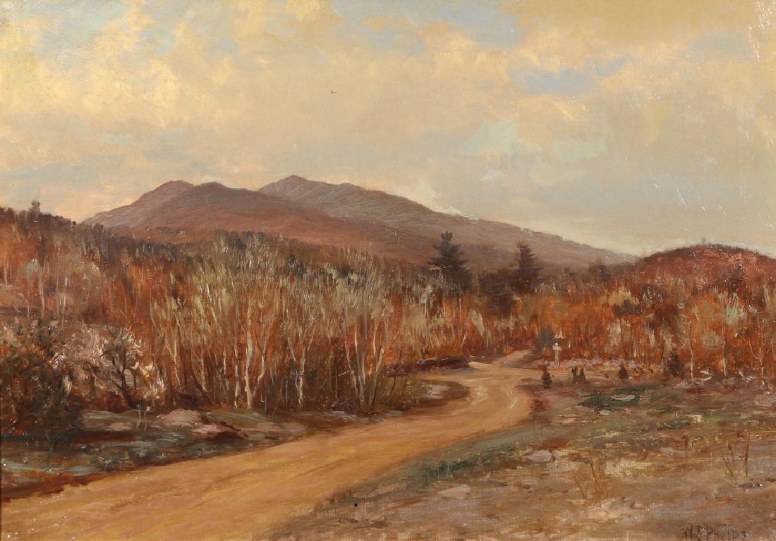 WILLIAM PRESTON PHELPS (American, 1848-1923)