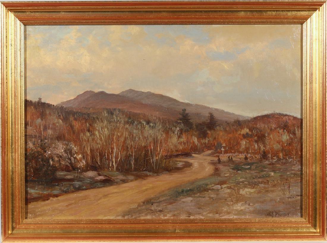 WILLIAM PRESTON PHELPS (American, 1848-1923) - 2