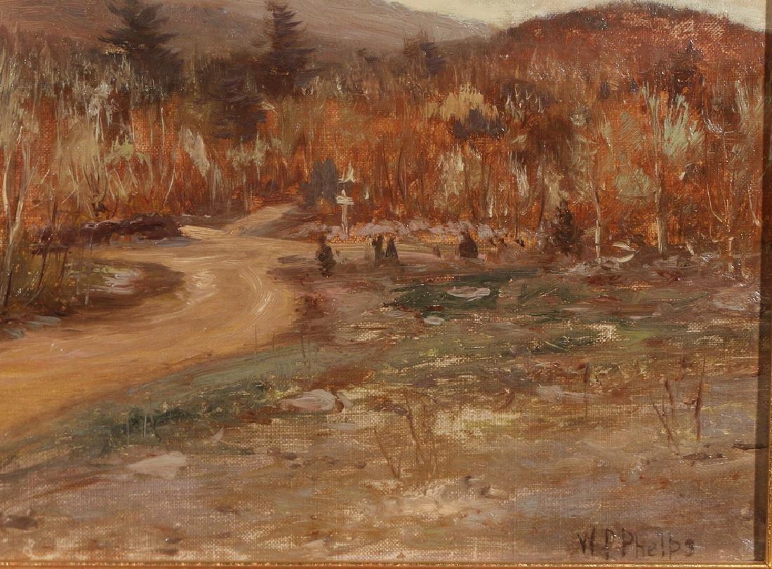 WILLIAM PRESTON PHELPS (American, 1848-1923) - 6