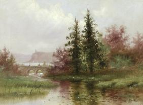 LE BARON (Canadian, 19th Century)
